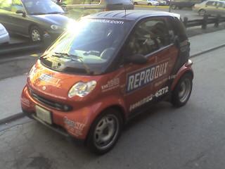 SmartCar in Toronto