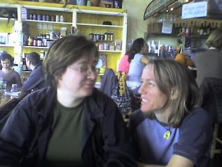 at cafe gratitude