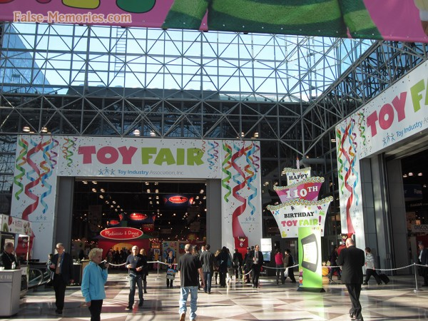 International Toy Fair 2013