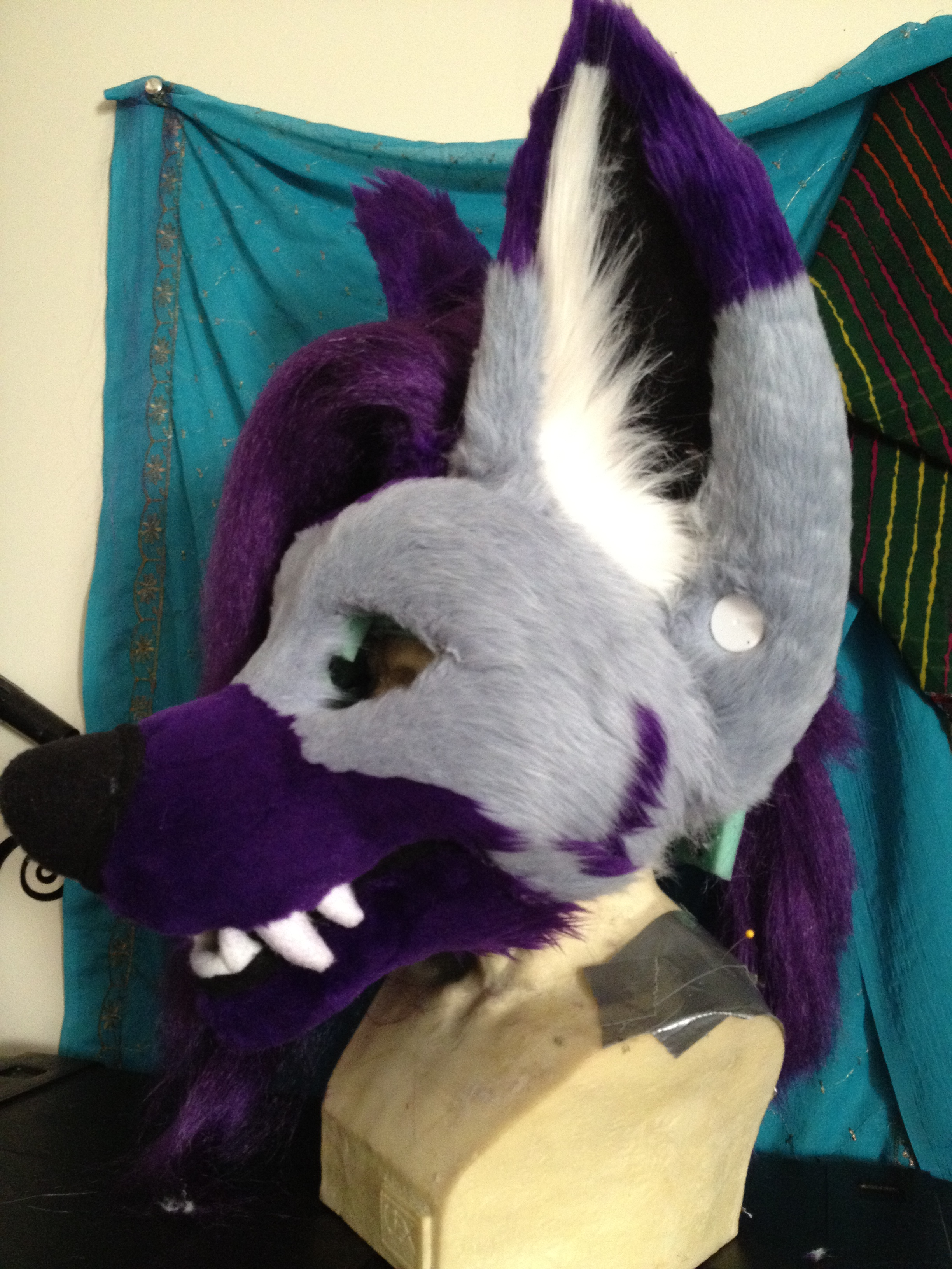 Wip How Do You Make Those Animal Costumes Fursuits