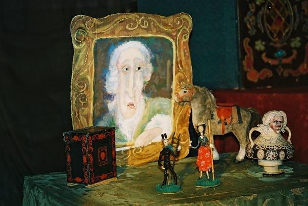 Театрик Саши Луняковой