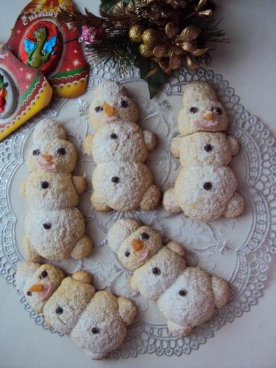 Рецепты печенья готовим с детьми