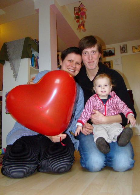 Ребенок в однополой семье: опыт Германии