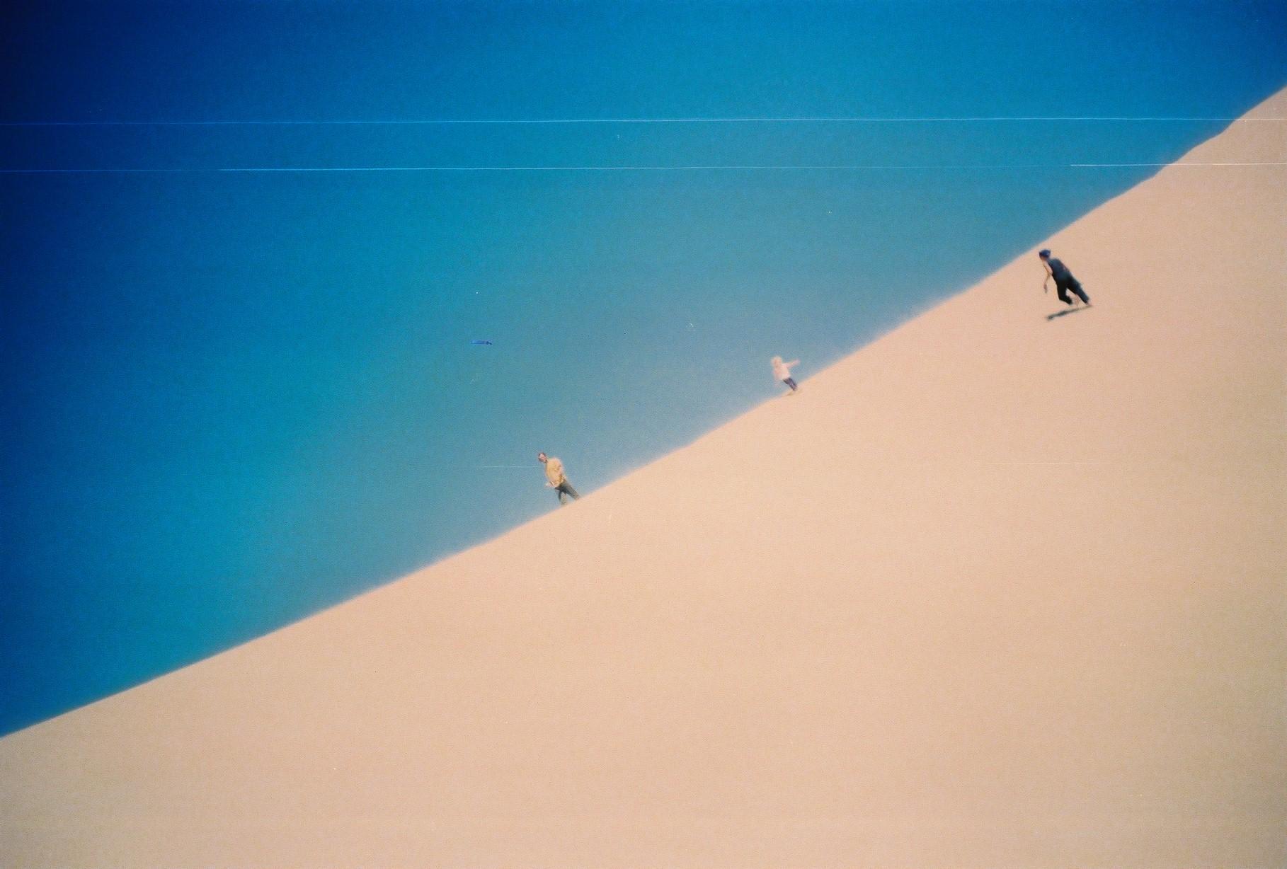 игры в дюнах, Мавритания