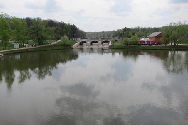Tsaritsyno pond