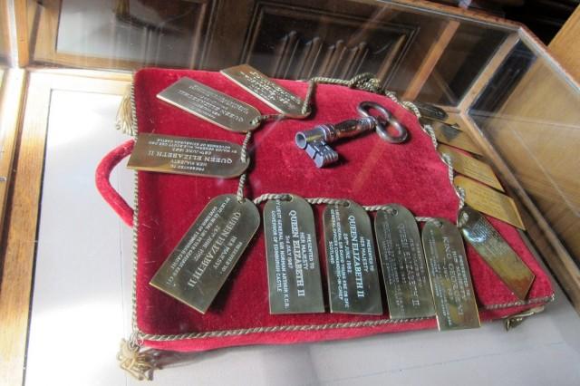 Key of Edinburgh