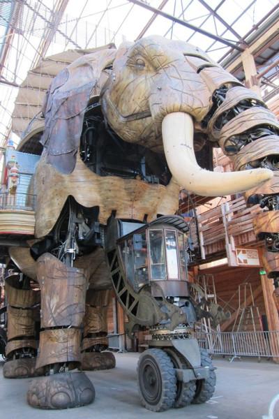 Нантский слон 15