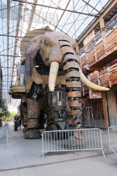 Нантский слон 14