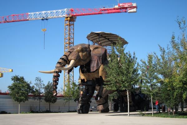 Нантский слон 12