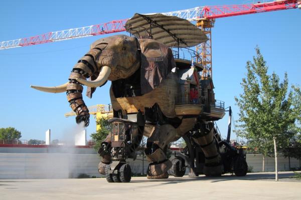 Нантский слон 10