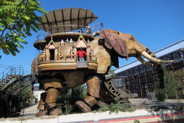 Нантский слон 7