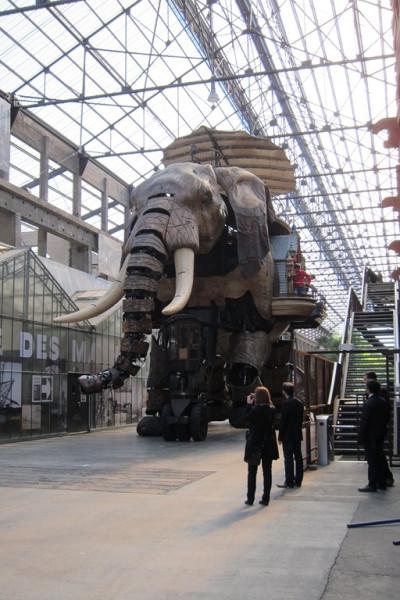 Нантский слон 5