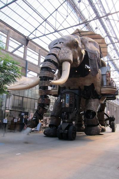 Нантский слон 4