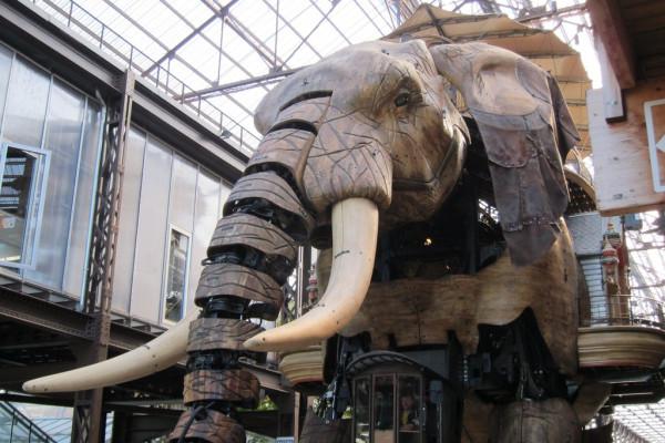 Нантский слон 2