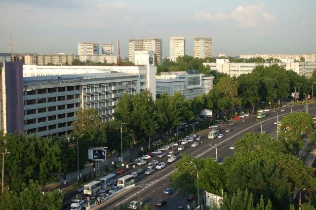 Tashkent streets