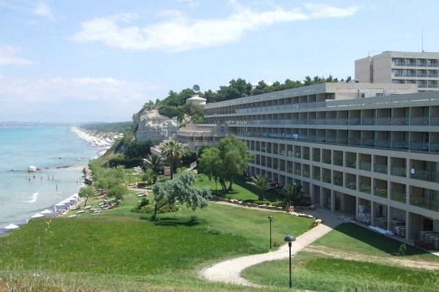 Sani Beach Hotel & SPA sea view