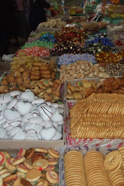 market sweets