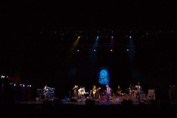 на концерте Аквариума