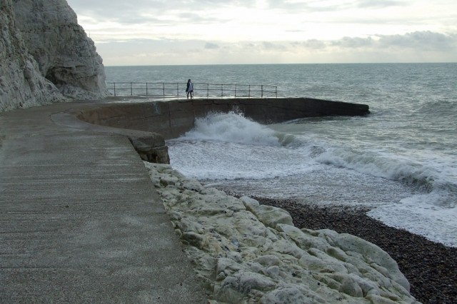 Sea at Seaford