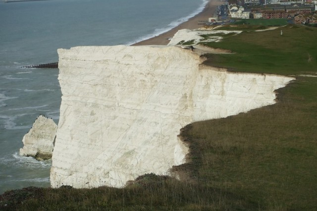 Seaford cliff 2