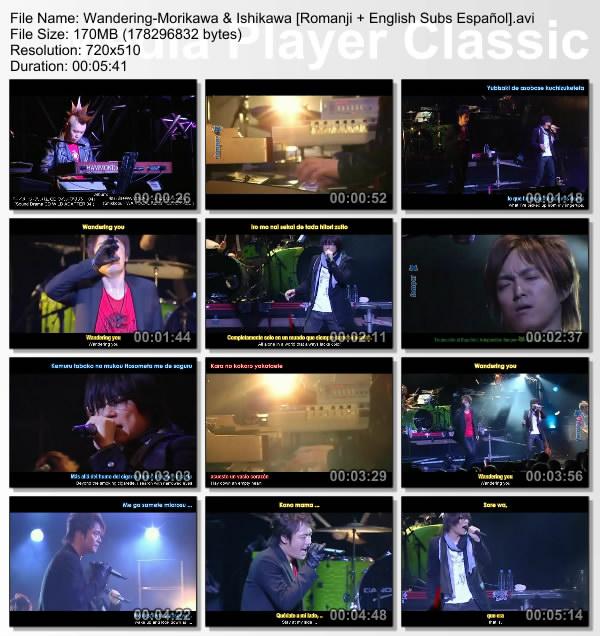 「Wandering」LIVE - Morikawa Toshiyuki & Ishikawa Hideo