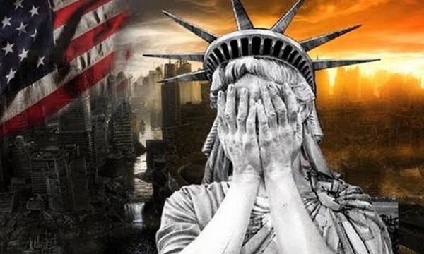 США – империя перед началом распада