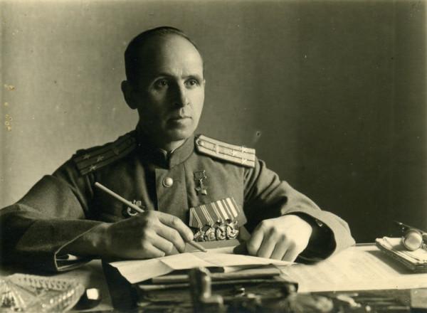 Русский немец – Герой СССР, Андрей Иосифович Соммер