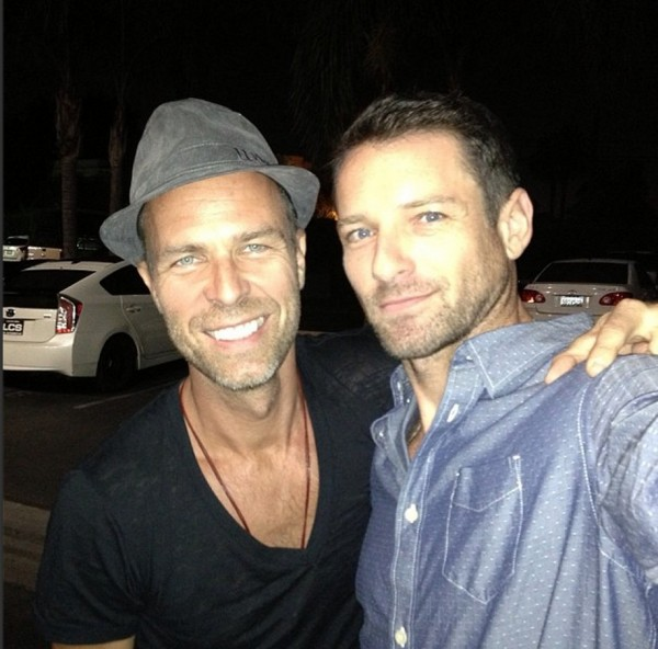 ian bohen and others members of the teen wolf cast