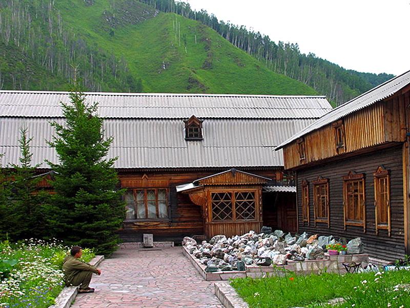 музей минералов, валерий жигалов