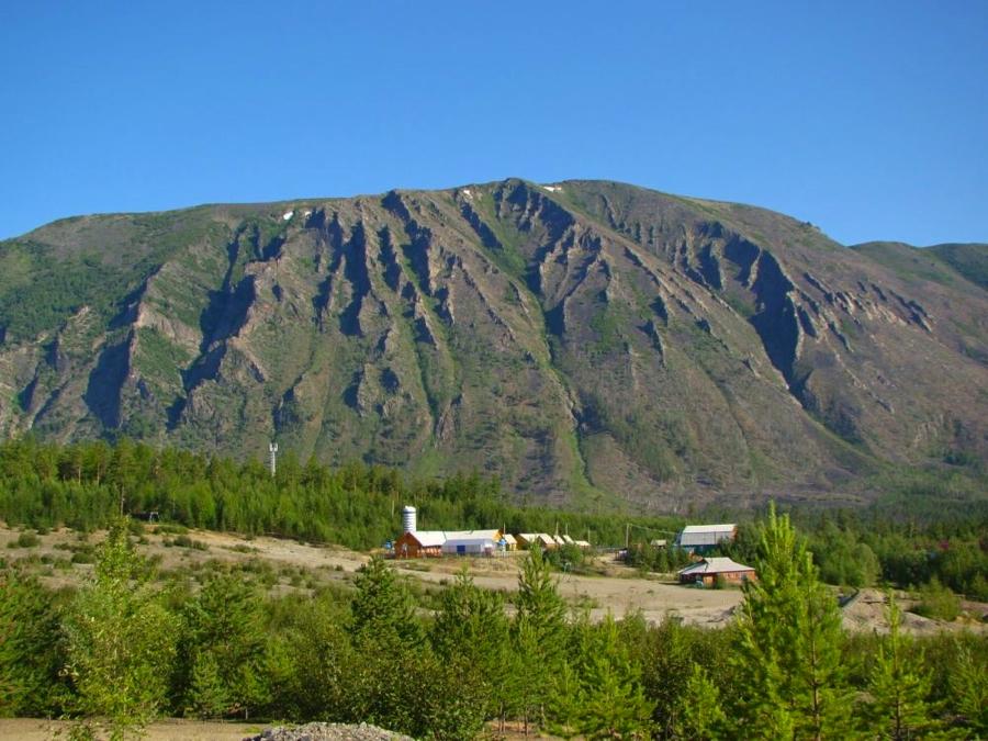 Отдых на Байкале. Источники Байкала. Гоуджекит, фото Байкала, Байкал