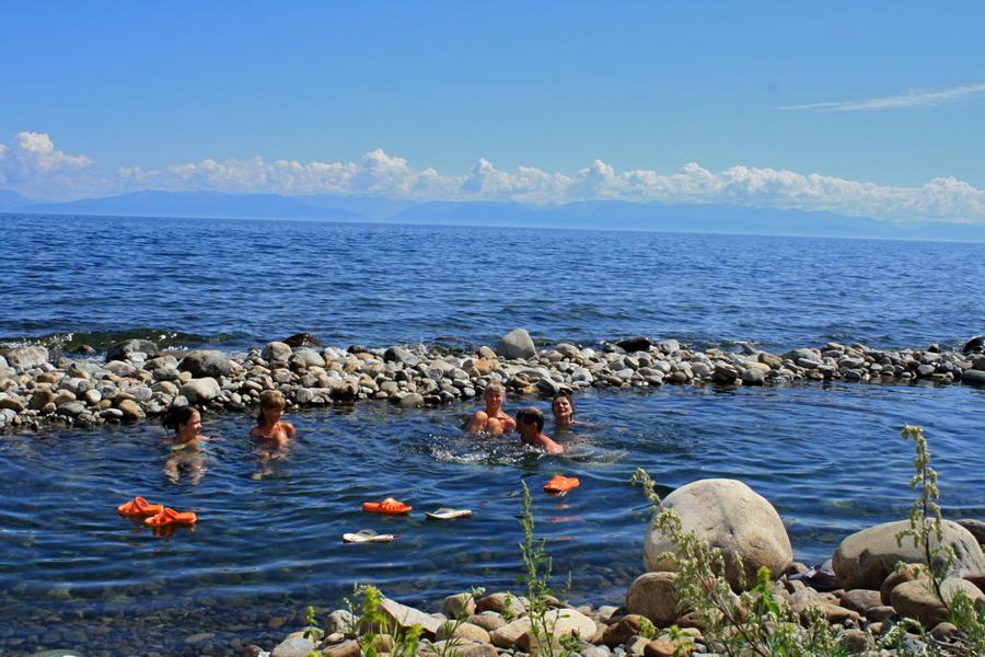 Отдых на Байкале. Источники Байкала, Котельниковский, фото Байкала, Байкал