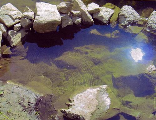 Отдых на Байкале. Источники Байкала, Ацагатский аршан, фото Байкала, Байкал