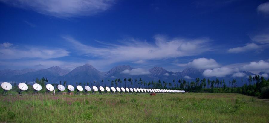 Сибирский солнечный радиотелескоп Сибирский солнечный радиотелескоп SSRT_01