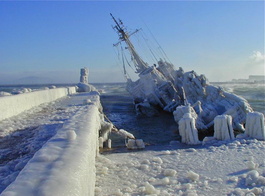 Байкал глубина