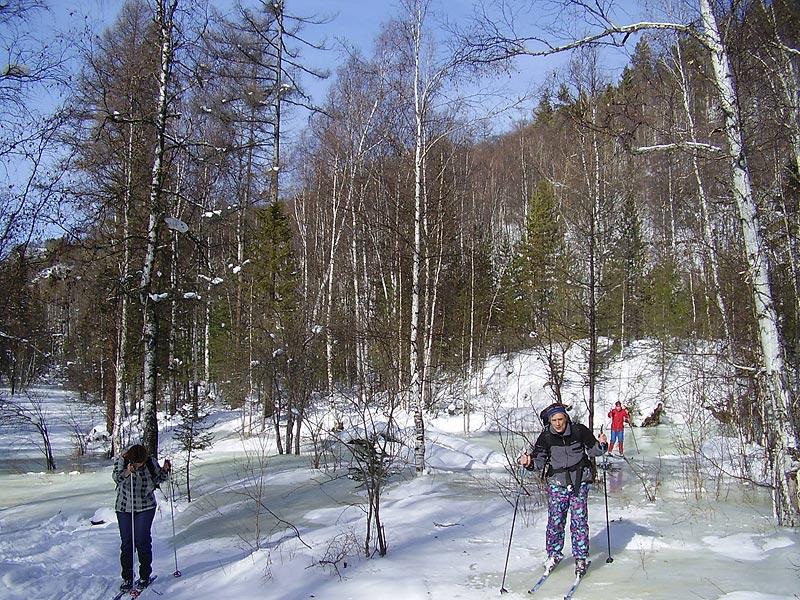 трассы для беговых лыж, беговые лыжи