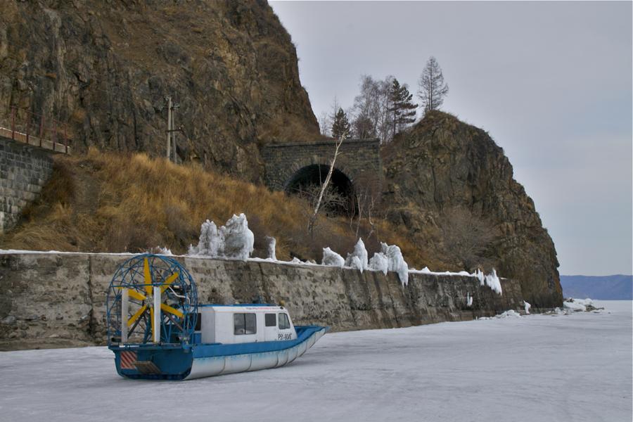 туры на Байкал зимой