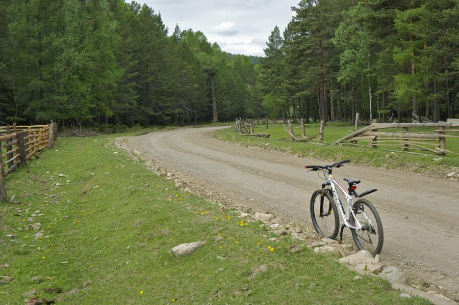 Маршруты на велосипеде