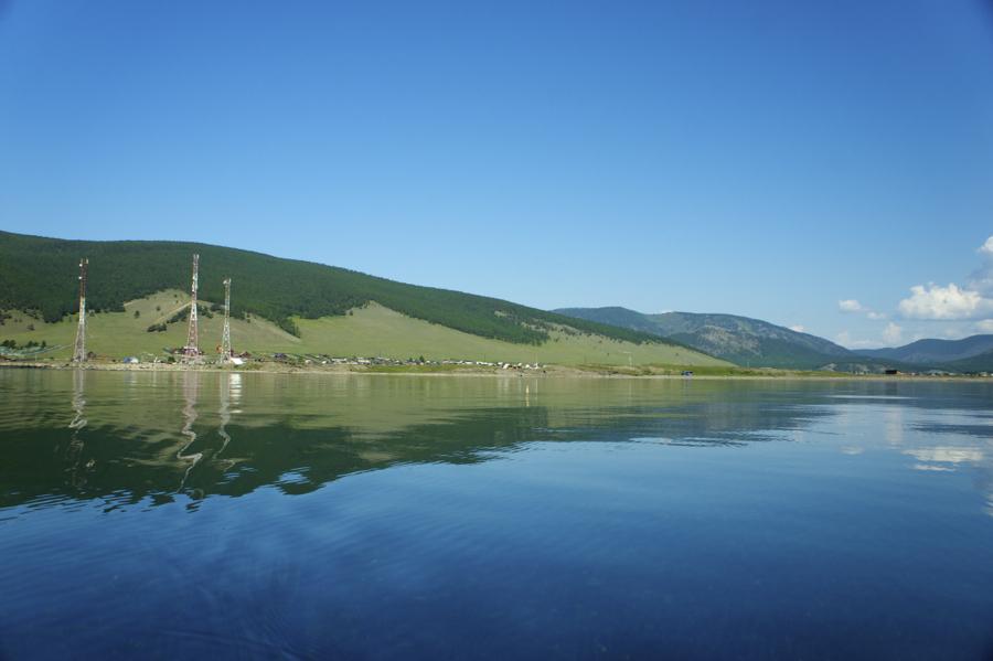 сплавы по Байкалу