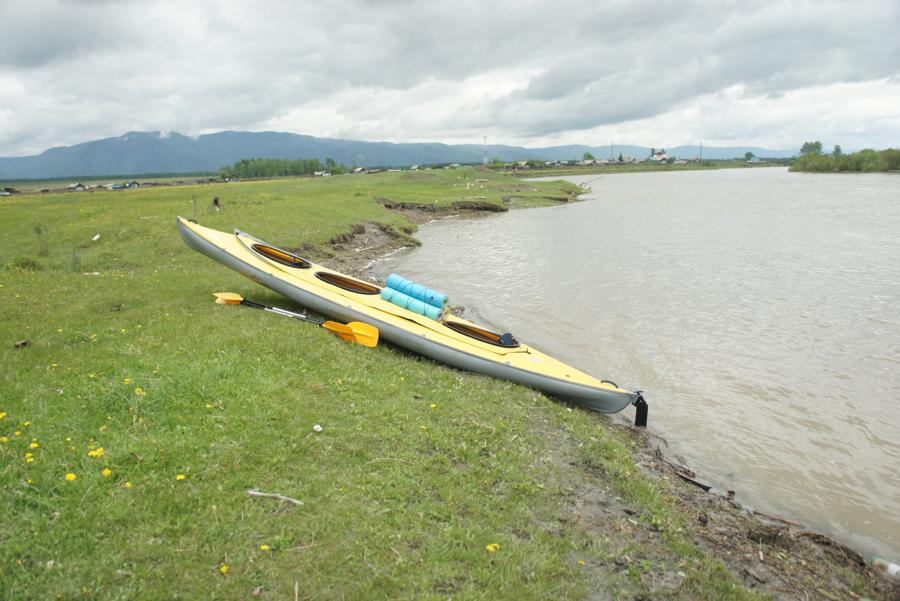 сплав на байдарках по рекам