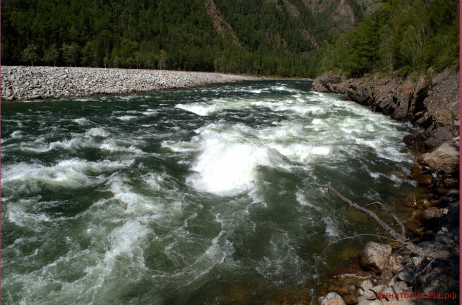 реки Сибири