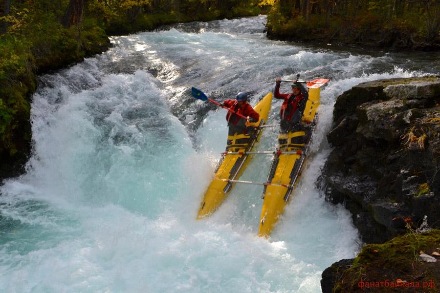 Категории сложности реки