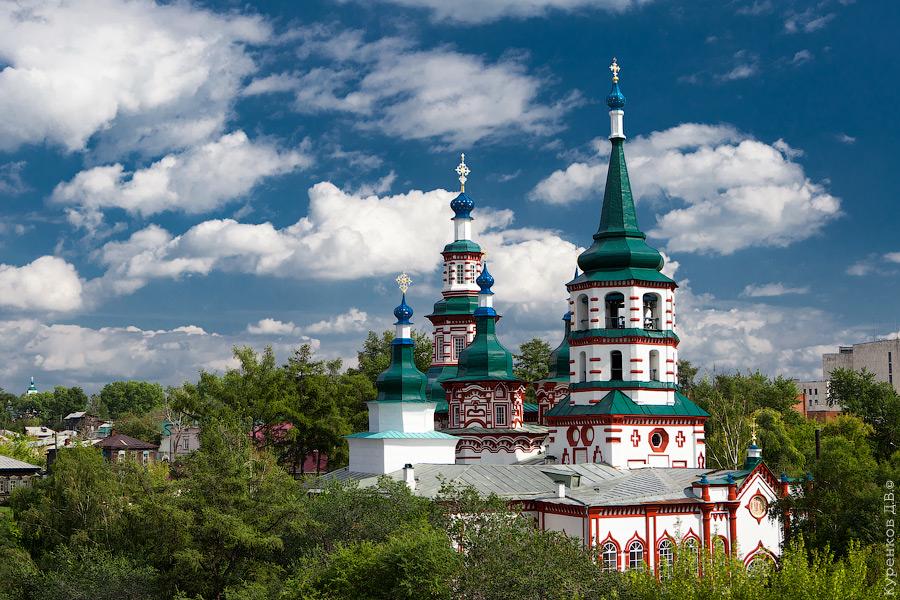 церкви Иркутска