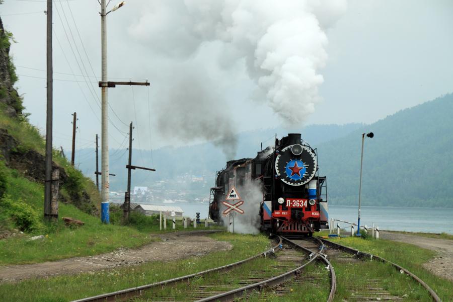 кругобайкальская дорога