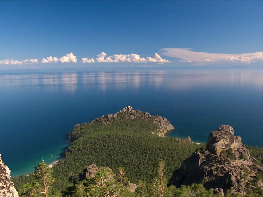 Байкал фото