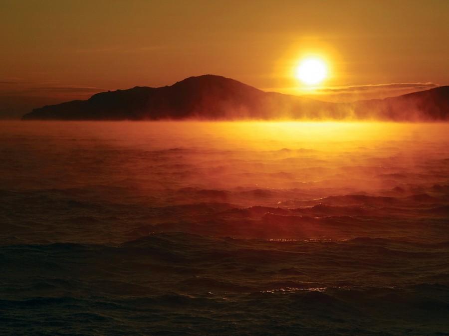 гора Жима, места силы на байкале