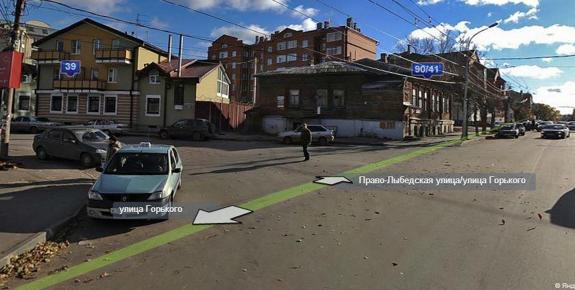 Парковка_перекресток