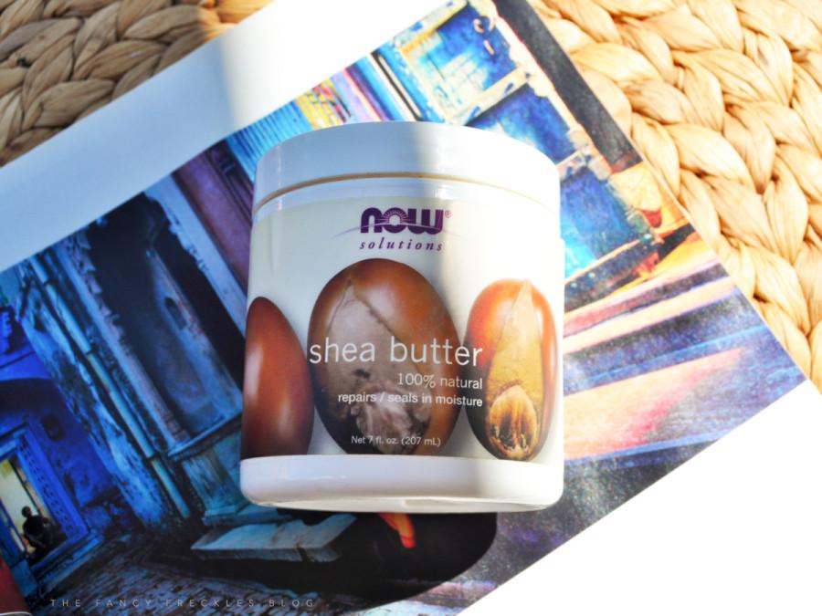 Now Foods Solutions Shea Butter - чистое масло ши. Мой отзыв