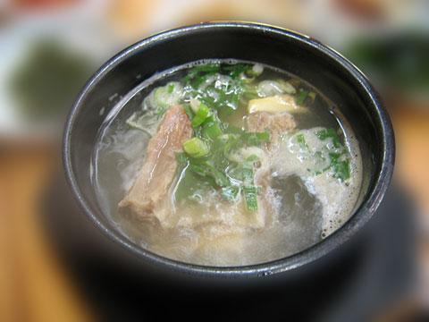 корейский мясной суп рецепты