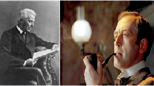Джозеф Белл прототип Шерлока Холмса