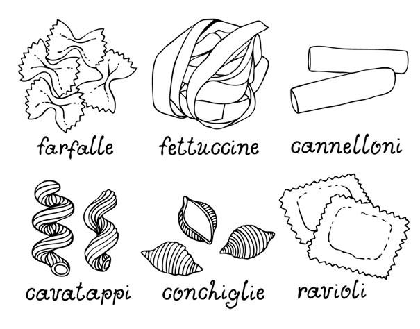 pasta-set-farfalle